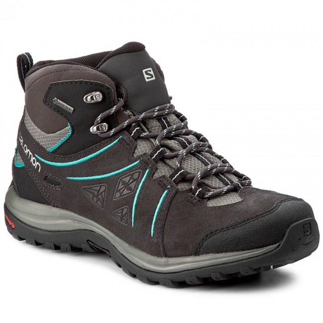Туристически SALOMON - Ellipse 2 Mid Ltr Gtx W GORE-TEX 394735 25 V0 Phantom 097bd73662