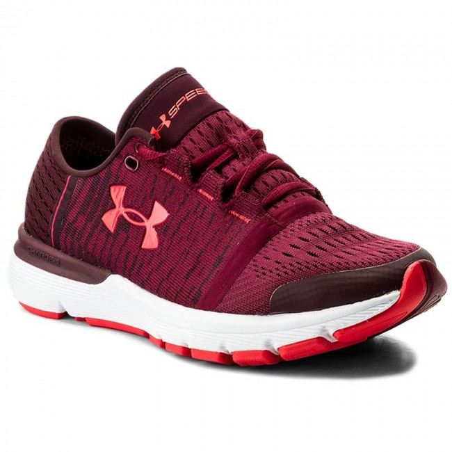 Обувки UNDER ARMOUR - Ua W Speedform Gemini 3 Gr 1298662-500 Rnr Wht ... bbdb826e31