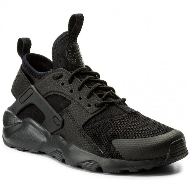 54bcd83a Обувки NIKE - Air Huarache Run Ultra Gs 847569 004 Black/Black ...