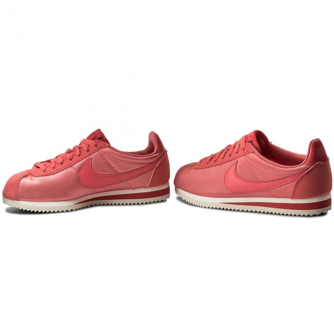 low priced 7ad8f 0b51d Обувки NIKE - Classic Cortez Nylon 749864 802 Sea Coral Sea Coral