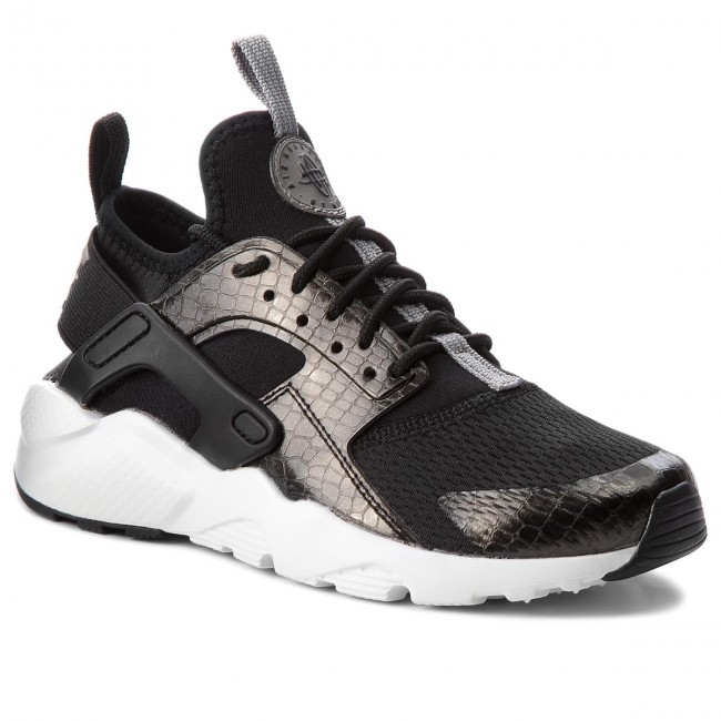 537b0a91 Обувки NIKE - Air Huarache Run Ultra Gs 847569 021 Black/Mtlc Pewter/Black