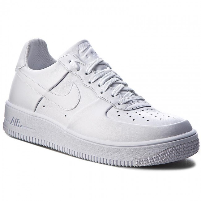 dcf2535891e Обувки NIKE - Air Force 1 Ultraforce Lthr 845052 100 White/White/White