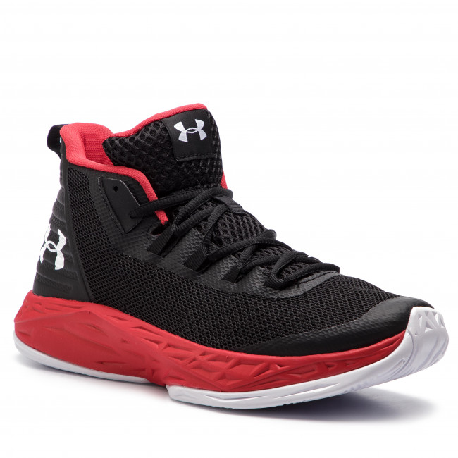 b658e5aa637 Обувки UNDER ARMOUR - Ua Jet Mid 3020623-004 Blk - Баскетбол ...