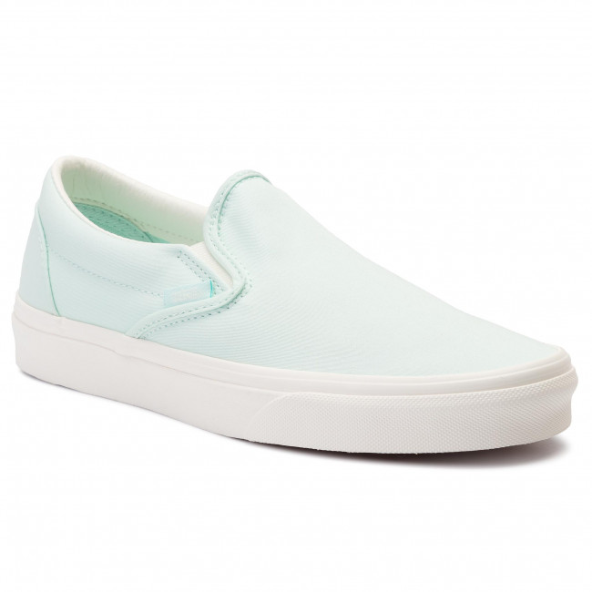 Гуменки VANS - Classic Slip-On VN0A38F7VLP1 (Brushed Twill) Soothing