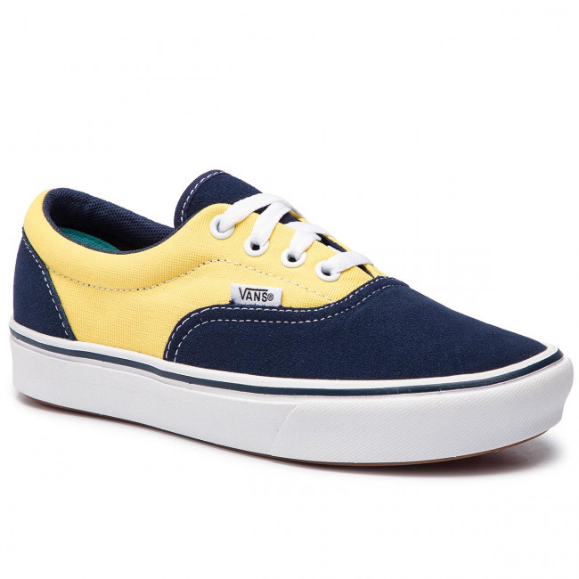 Гуменки VANS - Comfycush Era VN0A3WM9VNO1 (Suede/Canvas) Dress Blue