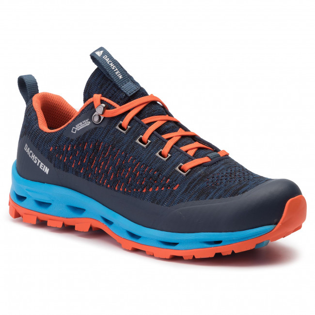 Туристически DACHSTEIN - Super Leggera Flow Lc Gtx GORE-TEX 311912-1000/5119 Poseidon/Orange
