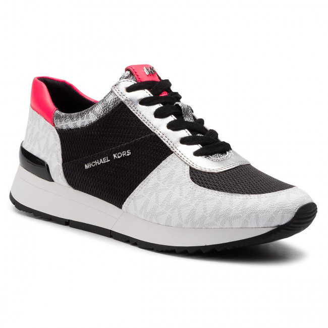 Сникърси MICHAEL MICHAEL KORS - Allie Trainer 43T9ALFS1D  Black Multi