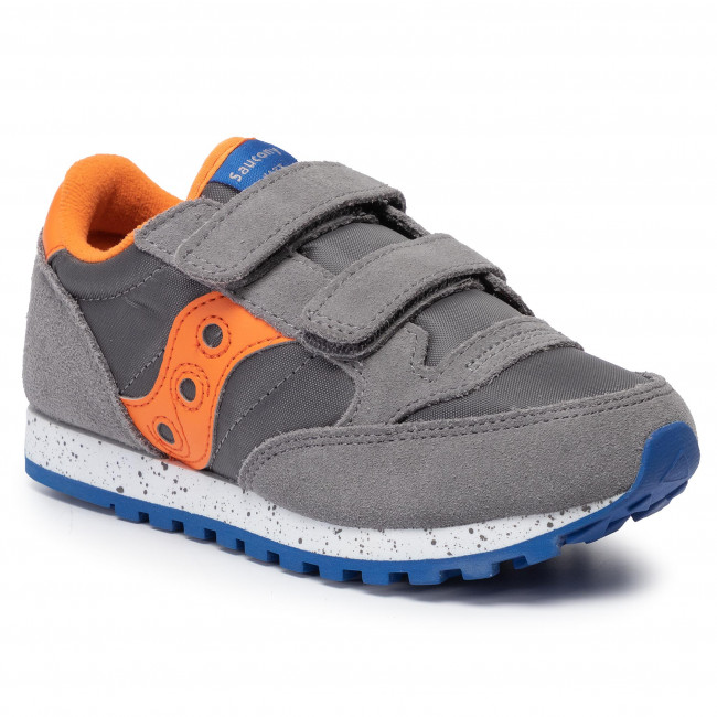 Сникърси SAUCONY - Jazz Double Hl SK261590 Gr/Or/Blu