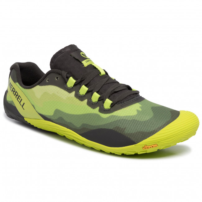 Обувки MERRELL - Vapor Glove 4 J50379  Lime Punch
