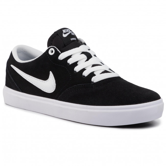 Обувки NIKE - Sb Check Solar BQ3240 001 Black/White