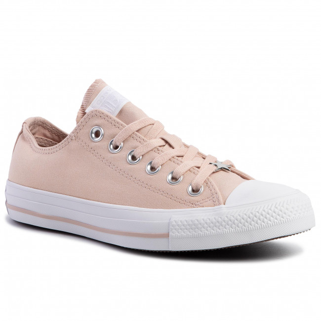 Кецове CONVERSE - Ctas Ox 564421C Particle Beige/Whi