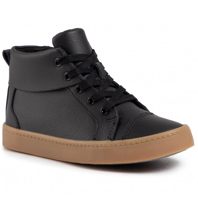 Обувки CLARKS - City OasisHi K 261432527  Black Leather