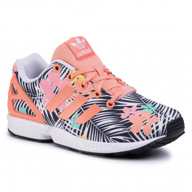 Обувки adidas - Zx Flux J EG4116 Chacor/Chacor/Ftwwht