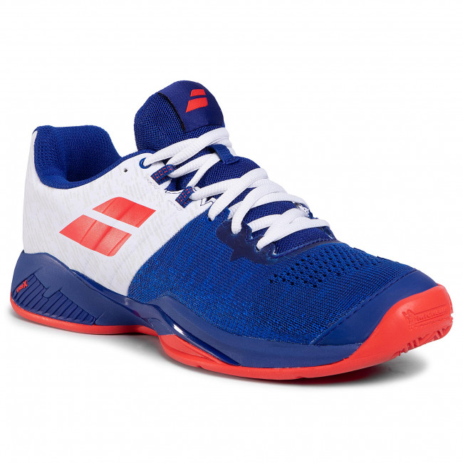 Обувки BABOLAT - Propulse Blast Clay Men 30S20446 imperial Blue/White