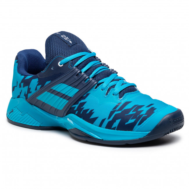 Обувки BABOLAT - Propulse Fury Clay Men 30S21425 Drive Blue