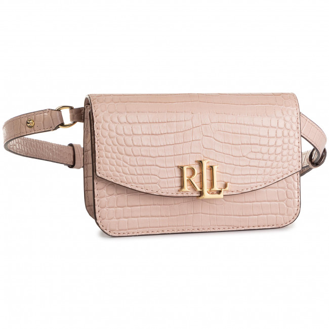 Чанта за кръст LAUREN RALPH LAUREN - Madison 18 431752970001 Mellowpink