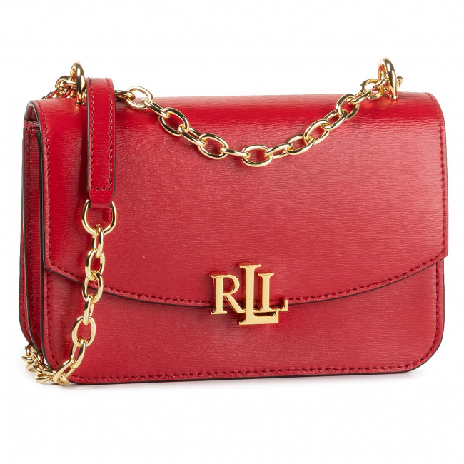 Дамска чанта LAUREN RALPH LAUREN - Madison 431746227005 Red