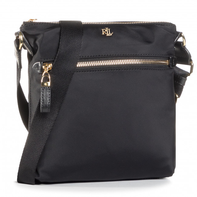Дамска чанта LAUREN RALPH LAUREN - Jetty 23 431803938001 Black