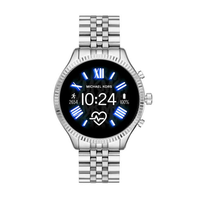 Smartwatch MICHAEL KORS - Lexington MKT5077 Silver/Silver
