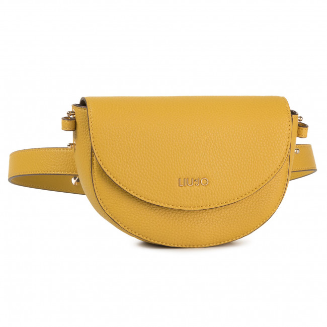 Чанта за кръст LIU JO - Belt Bag A69073 E0086 Light Yellow 50850