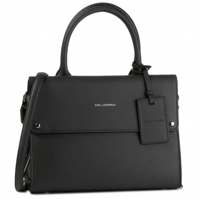 Дамска чанта KARL LAGERFELD - K/Ikon Mini Top Handle 96KW3249  Pine