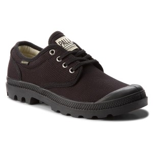 a267bcb8345f Туристически oбувки PALLADIUM Pampa Ox Originale 75331-060-M Black Black.  154