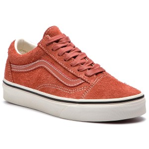 Гуменки VANS Old Skool VN0A38G1UNG1 (Hairy Suede) Hot Sauce S c87e5194872