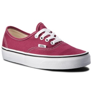 Гуменки VANS Authentic VN0A38EMU64 Dry Rose True White fb244d06b70