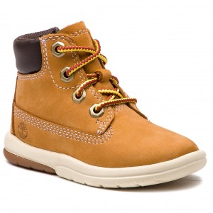 393b0a65cbe Обувки TIMBERLAND - New Toddle Tracks 6 Boots TB0A1IXV2311 Wheat