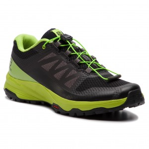 72125e117b9 Обувки SALOMON - Xa Discovery 406059 27 W0 Black/Lime Green/Magnet