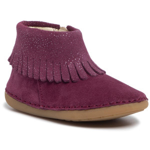 Scarpe CLARKS - Skylark Form T 261434836 Plum Interest