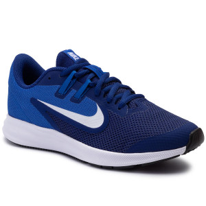 9f9396abc54 Обувки NIKE Downshifter 9 (Gs) AR4135 400 Deep Royal Blue/White